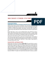 CH 04 Decision Under Uncertainty