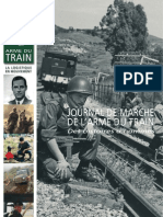 Journal de Marche de l'Arme Du Train 2009