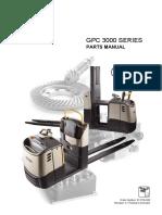 GPC3000 Parts)