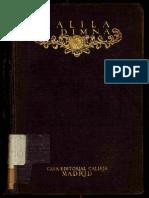 Calila e Dimna  antigua versión en libro
