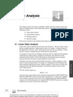 MSC Nastran - Basic Analysis