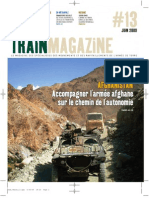 Train Magazine n°13
