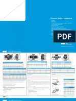 Offshore Pressure Control Equipment Spec Sheet