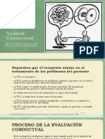 Clase 2_Analisis Conductual