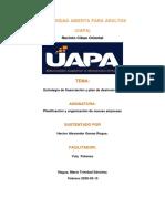 tarea 5 planificacion y organizacion de nuevas empresas