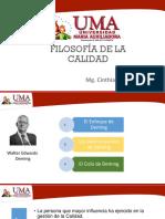 6. CLASE 2 FILOSOFÍA DE LA CALIDAD .pptx