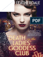Death in the Ladies' Goddess Club Chapter Sampler