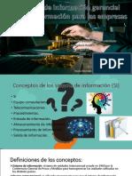 DIAPOSITIVAS SISTEMA DE INFORMACION GERENCIAL