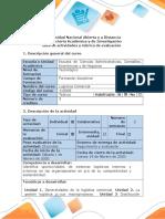 Guía de actividades y rúbrica de evaluación - Fase 0. Reconocimiento del curso (1)