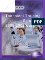UTStarcom Training Courses Catalog