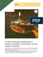 A beleza da vida Consagrada! - Carmelo Cristo Redentor.pdf