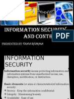 Security and Control