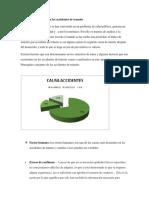 Factores que influyen en los accidentes de transito