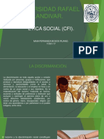 presentacion etica MFBR