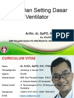 ventilasi mekanik