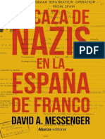 Libro - La caza de nazis en la España de Franco - Messenger David.pdf