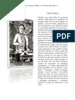 La Ricetta Originale Di Antonio Nebbia dei Vincisgrassi