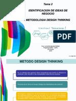 Tema 2. Identific ideas - metod Design Thinking