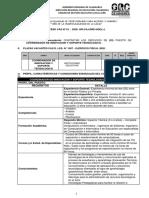 TDR coordinador de innovacion y soporte tecnologico JEC CIST