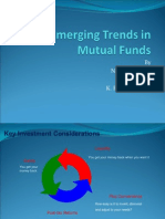 Mutual Funds - Ppt Notes