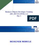 BOXI Designer