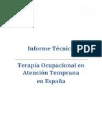 informe-tecnico de terapia ocupacional en atención temprana