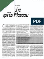 Le Nouvel Observateur 5 Septembre 1991