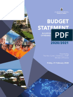 Budget 202021 Statement Web