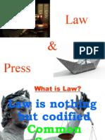 Law & Press