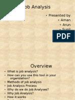 Job Analysis Killer
