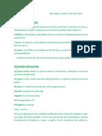BITACORAS DE AREAS PRODUCTIVAS