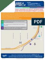 Kaley-Michigan-I-4 EB Temp Ramp Shift Handout