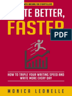 Write Better, Faster_ How To Triple Your Writing Speed and Write More Every Day ( PDFDrive.com ).pdf