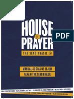 Manual De Jejum e Oração - The Send Brasil