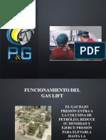 PRESENTACION BASICA DE GAS LIFT