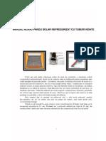 Manual Montaj Panou Solar Nepresurizat IST GRUN