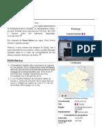 Pontoux