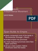latinamericaindependencemovement