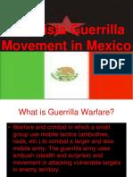 zapatista guerrilla movement in mexico