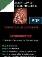 Company Law & Secrete Rial Practice Final Ppt