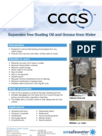 CCCS Brochure - Oil Seperator