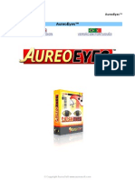 AureoSoft AureoEyes Help