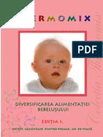 Carte de Retete Pt Bebelusi de PDF