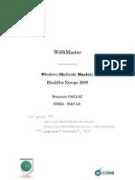 BlackHat Europe 09 Caillat Wish Master Whitepaper