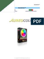 AureoSoft AureoColor Help