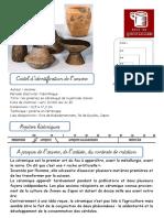 Les-objets-prehistoriques-en-ceramique