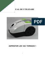Manual Aspirator LDK VAC TORNADO 1