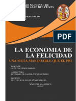 LA ECONOMÍA DE LA FELICIDAD - UNA META MAS LOABLE QUE EL PBI.docx