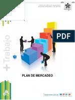 Material de Apoyo. PLAN DE MERCADEO