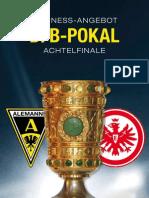 AA Flyer Angebot DFB Pokal AnsichtSeiten PDF